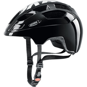 UVEX Finale Junior Helmet black-white